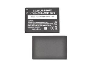 Black Back Up Standard Replacement Battery 1600 Mah For Huawei Mercury