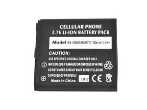 Black Back Up Standard Replacement Battery 700 Mah For Blackberry Curve 9360