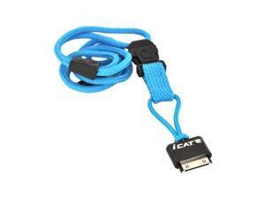 Oem Icat Neck It Apple Iphone/ Ipod Lanyard Strap Holder W/ Detachable Buckle, 11016c-106 - Turquoise