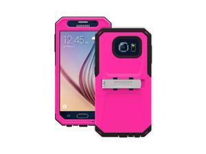 Trident Hot Pink Kraken AMS Series Hybrid Case for Samsung Galaxy S6