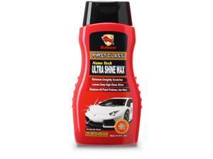 Bullsone First Class Nano Tech Ultra Shine Wax - Deep Gloss And Outstanding Durability Raises The Class Of Your Car!