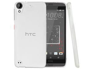 HTC Desire 530 Case, REDShield TPU Desire 530 Case [Perfect Fit][Clear] Extra Slim Soft Silicone Flexible TPU Case for HTC Desire 530