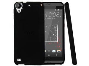 HTC Desire 530 Case, REDShield TPU Desire 530 Case [Perfect Fit][Black] Extra Slim Soft Silicone Flexible TPU Case for HTC Desire 530