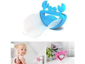 Universal Blue Crab Faucet Extender For Kids!