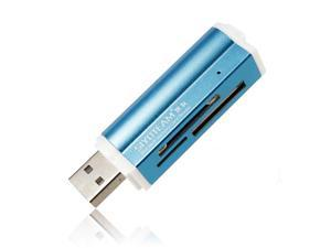 Universal All-In-1 USB 2.0 Memory SD Card Reader