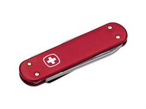 Wenger Aluminum Esquire Money Clip Genuine Swiss Army Knife