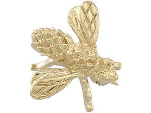 Bee Brooch in 14k Yellow Gold