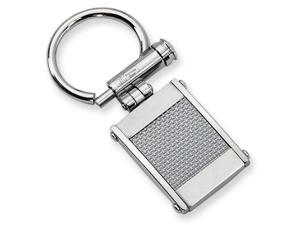 Keychain in Stainless Steel