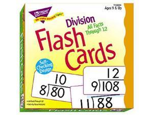 Flash Cards All Facts 156/Box 0-12