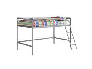 Dorel Home Products Junior Loft Bunk - Silver