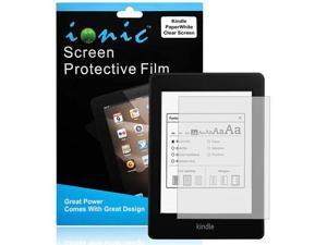 Ionic Screen Protector (Clear) for Amazon Kindle PaperWhite (3-pack)