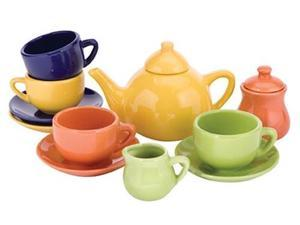 Schylling Children's Tea Set - Colors May Vary