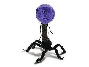 Giant Microbes T4 (T4-Bacteriophage) Plush