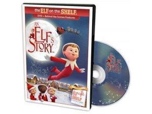 Elf on the Shelf DVD: An Elf's Story (2011)
