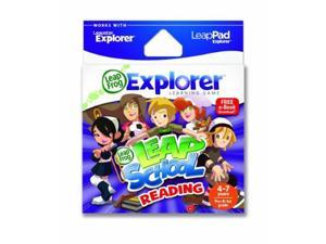 LeapFrog Explorer Learning Game LeapSchool Reading