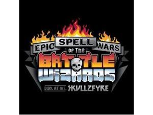 Spell Wars Duel at Mt Skullzfyre Game by Cryptozoic Entertainment