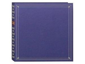 "4""X6"" 300 PHOTOS FULL SIZE MEMO POCKET ALBUM - BAY BLUE - Photo Album"