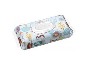 Huggies One and Done Scented Baby Wipes Soft Pack 56ct.