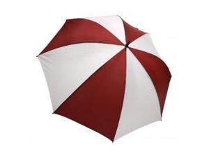 ProActive 62-Inch Ultra-Lite Golf Umbrella, Red/White