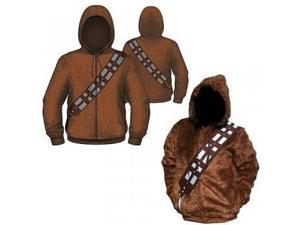 Star Wars Chewbacca I Am Chewie Zip-Up Hoodie