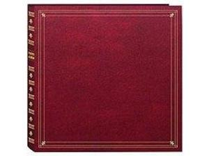 Pioneer Memo Pocket Album, Burgundy