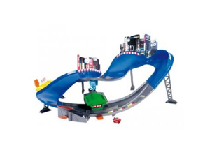 Cars Micro Drifters Super Speedway Playset