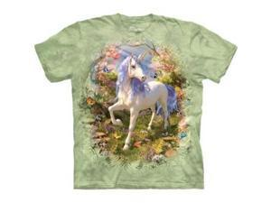 Unicorn Forest T-shirt - The Mountain Corp. - Adult & Youth sizes (Youth Small)