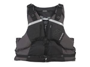 Stearns Panache Paddlesports Life Vest, Charcoal, XX-Large