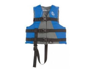 Stearns Classic Series Child Nylon Life Vest - Blue Child Vest