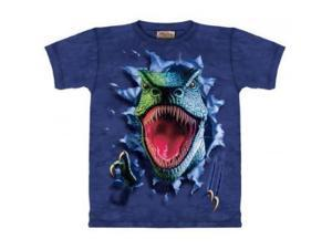 The Mountain Rippin' Rex Dinosaur T-Rex Tee T-shirt Child S