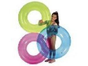 Intex Transparent Tube Swim Ring