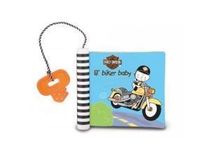 Kids Preferred Harley-Davidson Biker Club Soft Book
