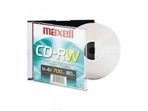 Maxell CD-RW Rewritable Disc