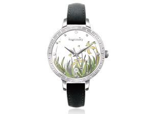 Ingenuity NCL0009-06 Engagement with Time - The Twelve-Month Flora Series Watch Collection - June