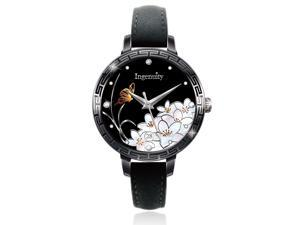 Ingenuity NCL0009-04 - Engagement with Time - The Twelve-Month Flora Series Watch Collection - April