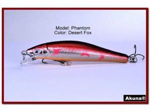 Akuna Phantom 3.5 inch Shallow Diving Lure