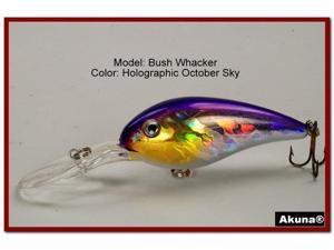 "Akuna Bush Whacker 4"" Diving Fishing Lure"
