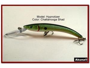 """Akuna Hypnotizer 5.9"""" Deep Diving Fishing Lure"""