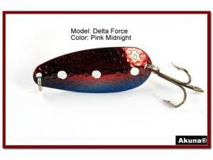 "Akuna Delta Force 2.75"" Spoon Fishing Lure"