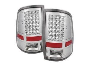 xTune ALT-JH-DR09-LED-C LED Tail Lights Incandescent Model...