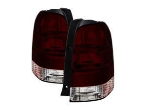 xTune ALT-JH-FESC01-OE-RSM OEM Style Tail Lights-Red Smoked 9030970