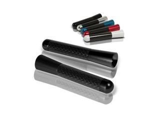 Spyder Auto Carbon Fiber Antenna 3 Inch - Black 5013767