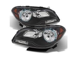 xTune HD-JH-CMA08-AM-BK Crystal Headlights-Black 9026010