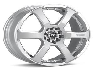 Enkei 457-775-1145SP SESTO Performance Series Wheel - Silver 17 x 75