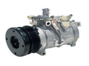 Denso 471-1411 A/C Compressor