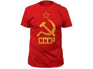 Impact Originals Hammer and Sickle T-Shirt Large