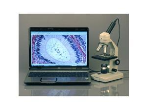 40X-1000X Student Compound Microscope with Mechanical Stage