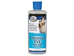 Crystal Eye Tear Stain Remover - 4 oz