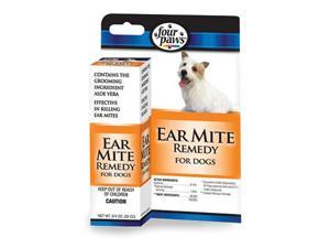 Earmite Remedy For Dogs - .75 oz.
