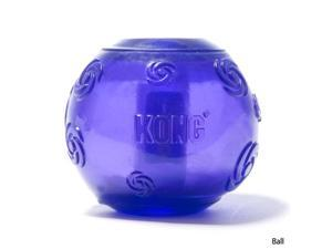 Kong Company Squeezz Ball, Assorted, Medium - PSB2